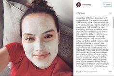 daisy ridley star wars endometriosis