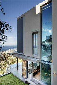maison de luxe, loft et associés, maison, jardin avec arbres, maison de luxe,