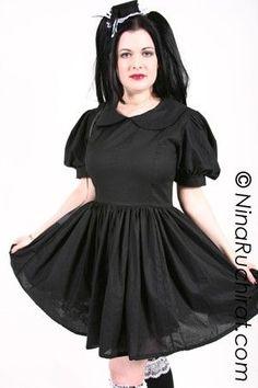 22aecf2c17545 Sweet Gothic Lolita Dress and Capelette Gothic Lolita Dress