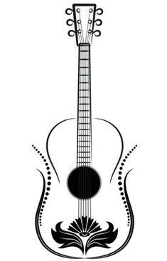 music instrument tattoo designs | Music Tattoo 1