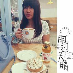 #malaysia #coffeetime #dessert #marshmallow by ndrea_ms