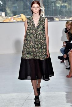 look 16 - Delpozo Spring 2015 Ready-to-Wear - Collection - Gallery - Look 1 - Style.com