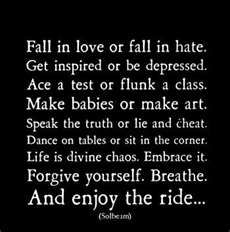 """So very true! The only thing I would add is forgive yourself, and """"forgive others!"""" Thanks JCB!!"""