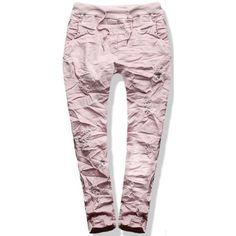 Dámské kalhoty Laso růžové - růžová Sweatpants, Fashion, Moda, Fashion Styles, Fashion Illustrations