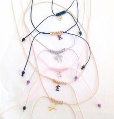 Your monogram necklace!