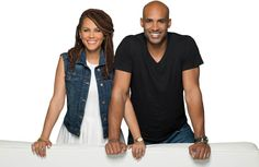 Hot Hollywood couple, Boris Kodjoe and Nicole Ari Parker, prep for their FOX talk show by dishing on their date night tips and how they maintain a successful work relationship. Work Relationships, Relationship Goals, Nicole Ari Parker, Boris Kodjoe, Hollywood Couples, Romantic Things, Women Lifestyle, Single Women, New Shows