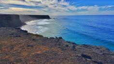 Steilküste bei El Cotillo, Fuerteventura