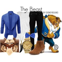 Get The Look : Beauty and the Beast
