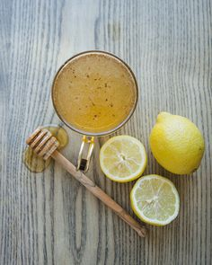 HOT TODDY for sore throat   1 ounce (2 tablespoons) bourbon  1 tablespoon mild honey 2 teaspoons fresh lemon juice 1/4 cup boiling-hot water   Put bourbon, honey, and lemon juice in a 6-ounce mug. Top off with hot water and stir until honey is dissolved.