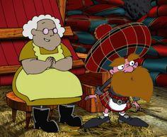 Muriel and Rumpledkiltskin