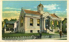 Public Library Vineland, NJ