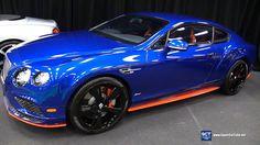 2017 Bentley Continental GT Speed - Exterior and Interior Walkaround - 2...