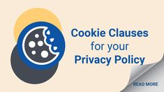 If you use cookies, you need to disclose this. If you aren't required to have a separate Cookies Policy, you can add these Cookie Clauses in your Privacy Policy. Cookies Policy, Privacy Policy, Read More, Separate, Stress, Facts, How To Get, Pull Apart, Psychological Stress