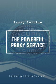 Proxies can be used in a number of different ways, but they are commonly used for anonymizing Internet activity by concealing a person's IP address. This is the main reason why people use a proxy server, which offers web proxies for people on the web.  #ProxyService #LocalProxies #ProxyServer
