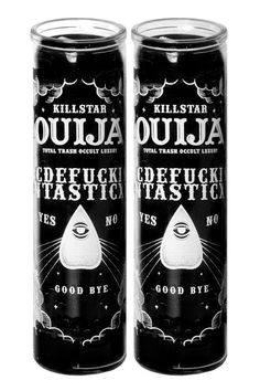 Ouija Candle [B]