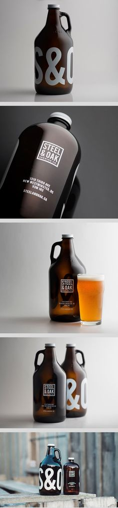 Steel & Oak Beer: This is a unusual bottle for beer but I want to try it, where can I get some???