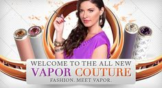 www.ReviewVapor.com - Vapor Couture is the first Electronic Cigarette brand made exclusively for women. Make sure to use coupon code SOFLA15 at checkout @ VaporCouture.com   excellent Check similar product at: http://productsreviews.ca/EcigBrand