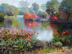 paintings by kent wallis - Yahoo Image Search Results