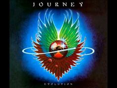 Journey-Daydream(Evolution) - YouTube. This song is so cool. Reminds me of simpler times...childhood. I could just get lost in it and zone right out. Amazing. (Flying so free...yeah.)