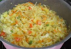 Υπέροχο πιάτο με λαχανικά χωρίς κρέας...κατάλληλο για αποτοξίνωση - Η Μαγειρική ανήκει σε όλους Cabbage, Vegetables, Food, Greek, Essen, Cabbages, Vegetable Recipes, Meals, Yemek