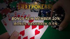Daftar judi kartu online di situs terpercaya indonesia dengan minimal deposit 10rb sudah bisa bermain berbagai jenis permainan judi kartu online.