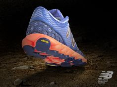 (Women's: WT1010PP) New Balance Minimus 1010 Trail. If you're looking to transition lower to the ground, the Minimus 1010 Trail offers a minimial underfoot feel like that of the Minimus 10 or 0, but with the support of a traditional trail shoe, bringing you from more to minimial with every step. Connect More with Minimus