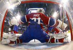 Canada's next olypmic hockey teams starting goalie? Montreal Canadiens, Hockey Teams, Hockey Players, Patrick Roy, Goalie Mask, National Hockey League, Sports Photos, Pittsburgh Penguins, Best Player