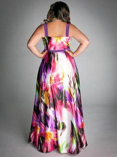 Tropical Beauty Maxi Kjole | tøj | Pinterest | Groom dress