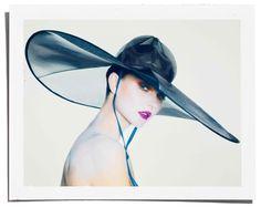 Sun hat by Noel Stewart