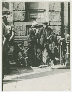 Jay-Z Doppelgänger, Harlem from 1939... S.O.M.F | Some Of My Finds