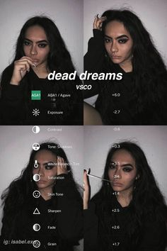 VSCO filter - Photo Editing - Edit photos with online editing tools - Photography Filters, Photography Editing, Photography Hacks, Photography Lighting, Portrait Photography, Photography Classes, Photography Backdrops, Photography Backgrounds, Photography Challenge