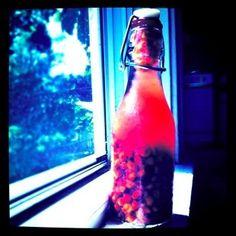 Cherry pit vodka.  Oh my.