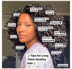 curly hair care tips healthy