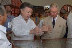 Visita Principe Carlos CartagenaCity | CartagenaCity