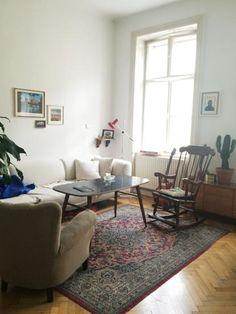 sonniges 18m² Zimmer in riesiger Altbauwohnung - WGs Wien-Margareten