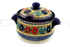 Polish Pottery TUREEN