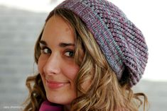 VERY SHANNON: FREE PATTERN || YARNSTER HAT