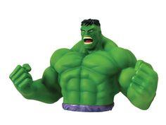 Marvel Comics Spardose Incredible Hulk 20 cm   Marvel Comics Spardosen - Hadesflamme - Merchandise - Onlineshop für alles was das (Fan) Herz begehrt!