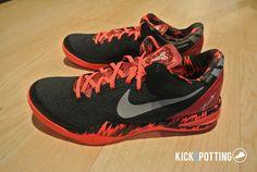 27617dc2659 Nike Kobe 8 Team Exclusives Basketball Sneakers