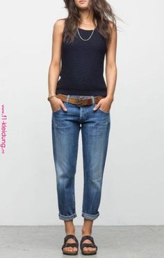 1f5bf620 53 Best boyfriend jeans images in 2019 | Jean outfits, Womens ...