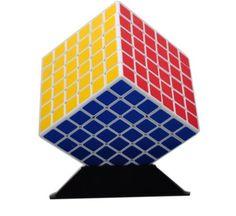 BESTSELLER! ShengShou 6x6 7cm Speed Cube White Tw... $17.97