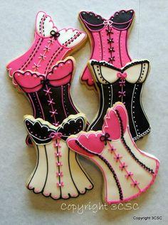 Mais ideias de cookies para a DS …