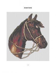 Horses, horses, and more horses....