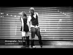 Linda 廖語晴 愛喔愛 官方舞蹈 choreography by TL - YouTube