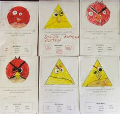 Good Morning Mrs. Rubie: 2D Shape Fun with Angry Birds ...