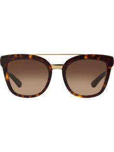 4c68ddea8f Dolce   Gabbana Eyewear Oversized Sunglasses - Farfetch