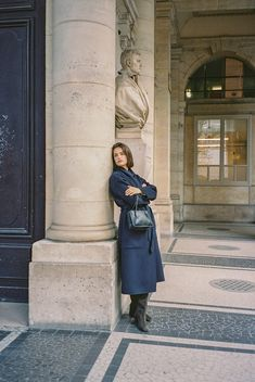 10 Fall Essentials For Effortless French Girl Style, Rouje look Jeanne Damas, French Girl Style, French Chic, Real Style, My Style, Stylish Outfits, Fashion Outfits, Women's Fashion, Faithfull The Brand