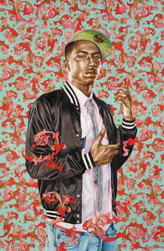 What I Buy & Why: Art Collector and Dentist Kenneth Montague on His Patients' Reactions to Seeing a Kehinde Wiley in the Waiting Room Arte Hip Hop, Hip Hop Art, African American Artist, American Artists, Andy Warhol, Hip Hop Images, Art In The Age, Kehinde Wiley, Black Artwork