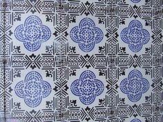 Azuleros. Lisboa. Sév