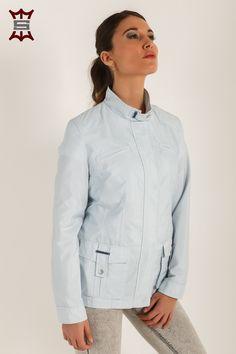 Modelo MARGA #cazadora #chaqueta #primavera #modamujer #tendencia #MSolanas #outlet